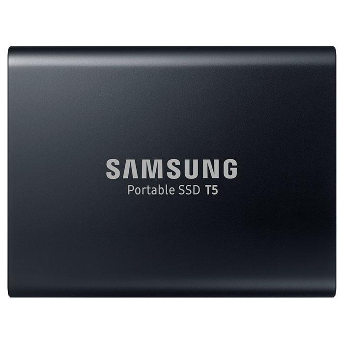 Портативный SSD SAMSUNG T5 2TB Black (MU-PA2T0B/WW)