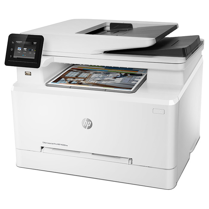 БФП HP Color LaserJet Pro M280nw (T6B80A)