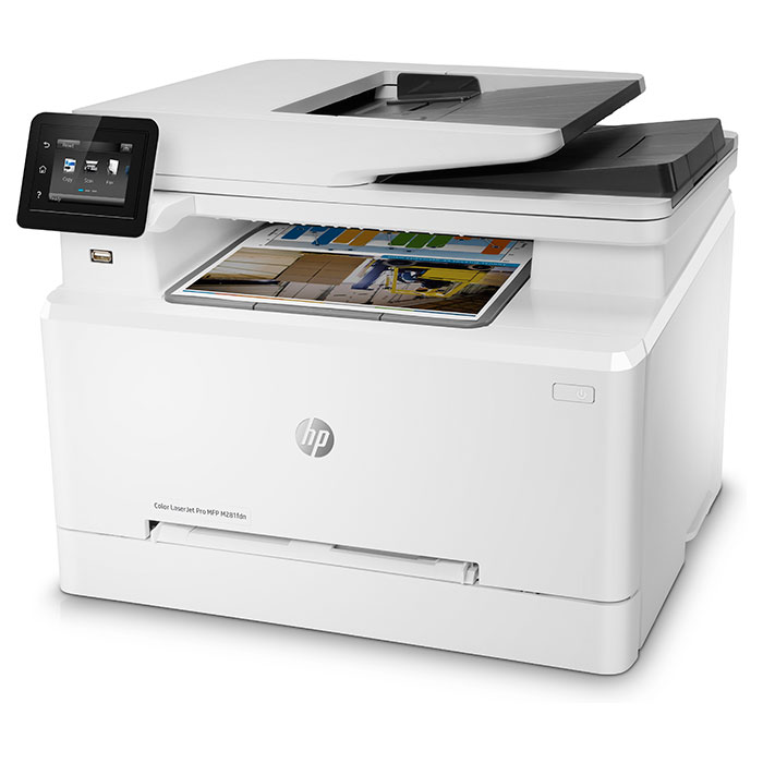 БФП HP Color LaserJet Pro M281fdn (T6B81A)