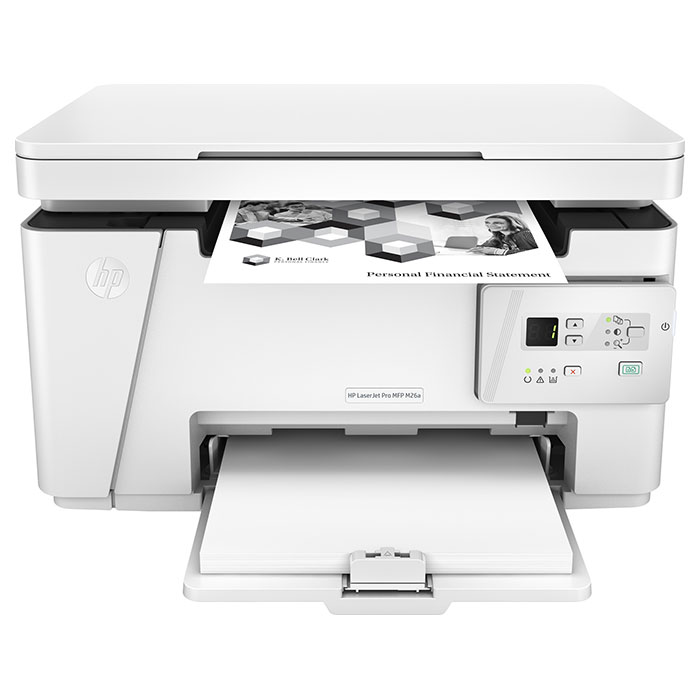 БФП HP LaserJet Pro M26a (T0L49A)/Уцінка