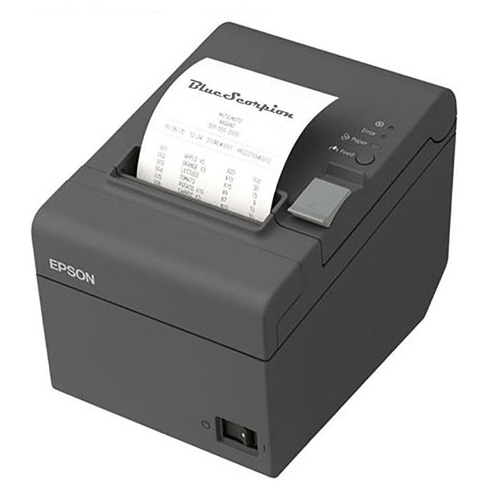 Принтер чеків EPSON TM-T20II Gray LAN (C31CD52007)