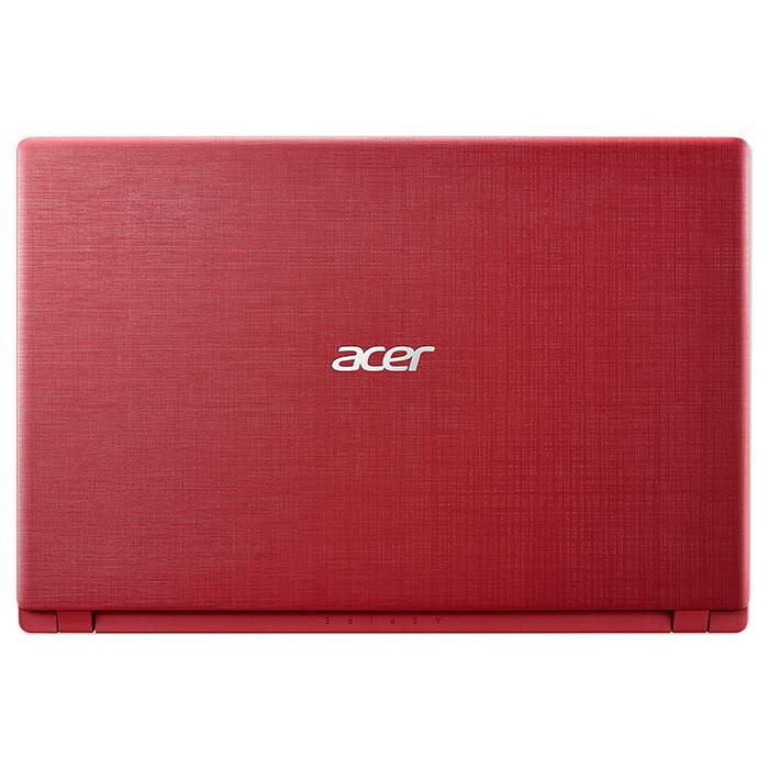 Ноутбук ACER Aspire 3 A315-31-P23G Oxidant Red (NX.GR5EU.005)