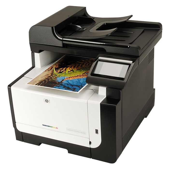 МФУ A4 цв. HP Color LaserJet CM1415fnw Wi-Fi