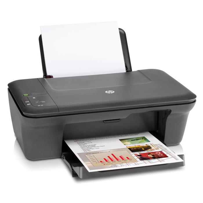 МФУ A4 цв. HP DeskJet 2050A