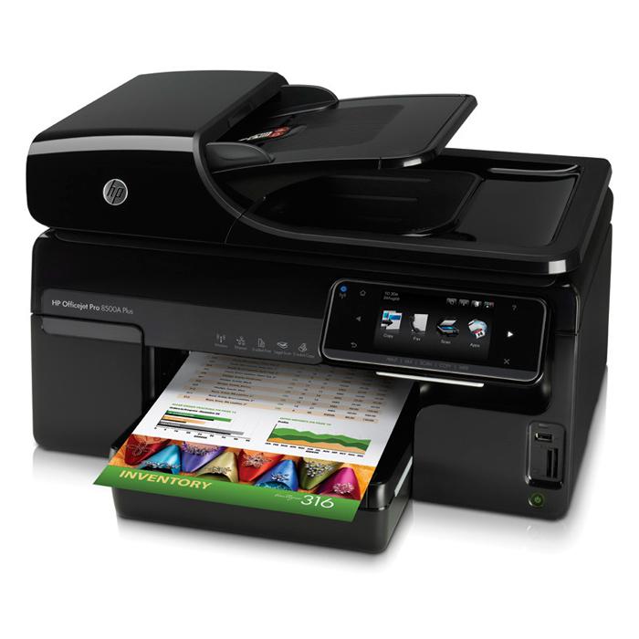 МФУ A4 цв. HP OfficeJet Pro 8500A Wi-Fi