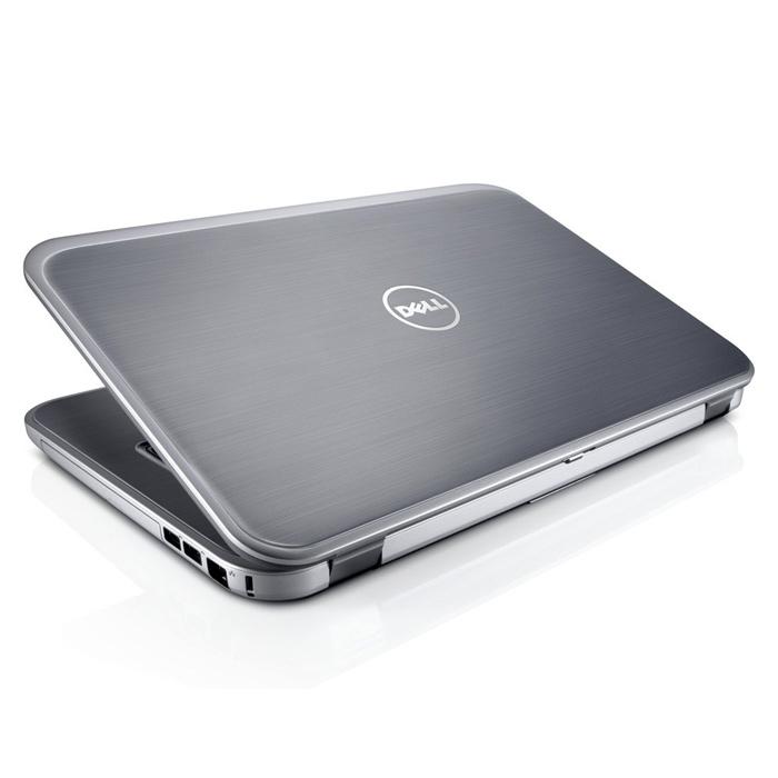 """Ноутбук DELL Inspiron N5520 15.6""""/i5-3210M/4GB/500GB/DRW/HD7670/BT/WF/Linux Moon Silver"""