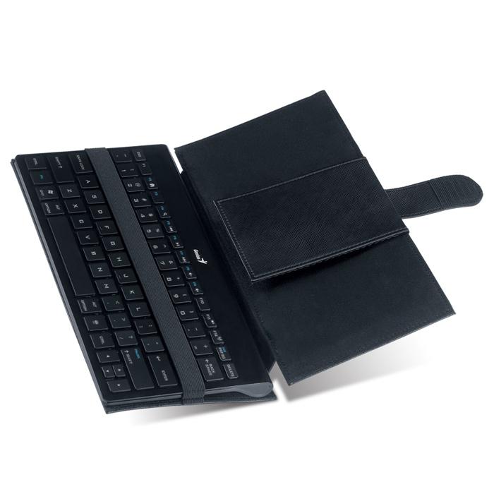 Клавіатура бездротова GENIUS LuxePad 9100 Black (31320008111)