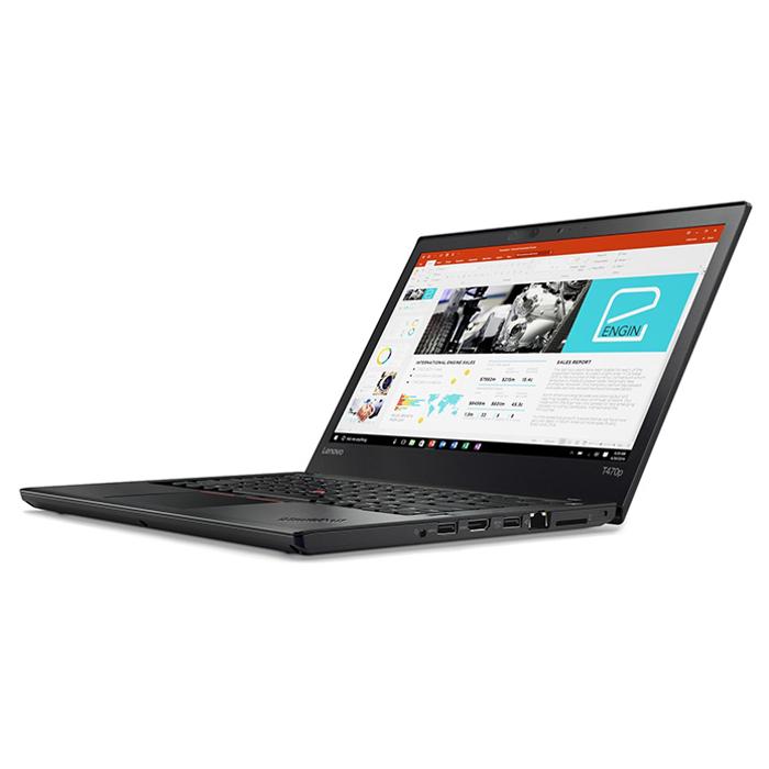 Ноутбук LENOVO ThinkPad T470p (20J60043RT)