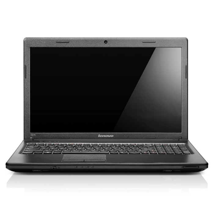 "Ноутбук LENOVO IdeaPad G575 15.6"" HD/E300/2GB/320GB/DRW/HD6310/WF/DOS"