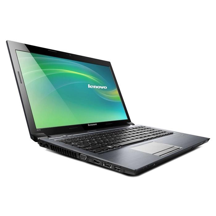 """Ноутбук LENOVO IdeaPad V570CA 15.6"""" HD/i-5-2450/4GB/750GB/DRW/GF410M1G/WF/BT/DOS"""