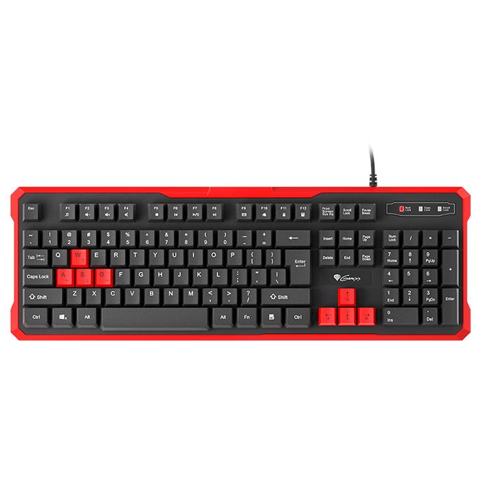 Клавіатура GENESIS Rhod 110