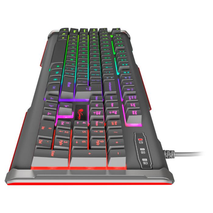 Клавіатура GENESIS Rhod 400 RGB