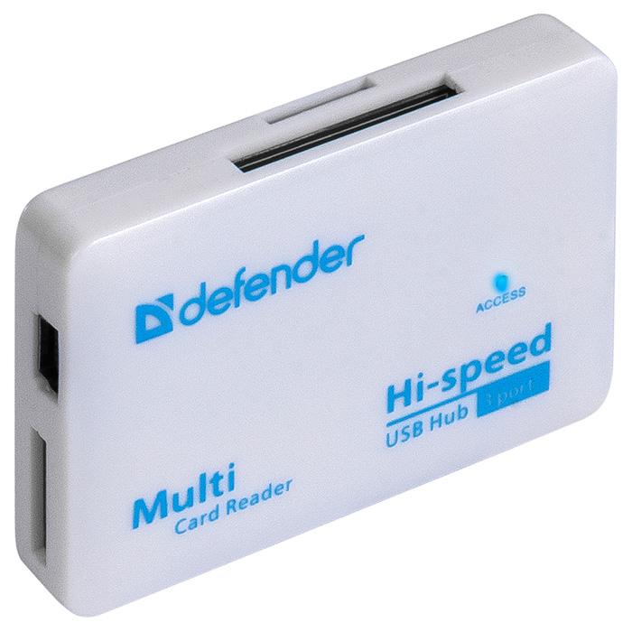 Кардридер DEFENDER Combo Tiny (83502)