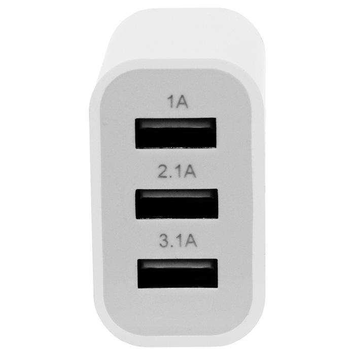 Зарядное устройство COLORWAY CW-CHS003-WT