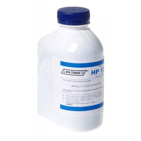 Тонер IPM для HP CP1525/CM1415/CP1215 Cyan (бутль 40 г)