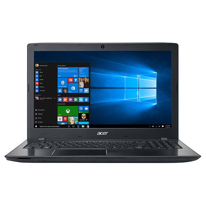 Ноутбук ACER Aspire E5-576G-51VT Obsidian Black (NX.GSBEU.008)