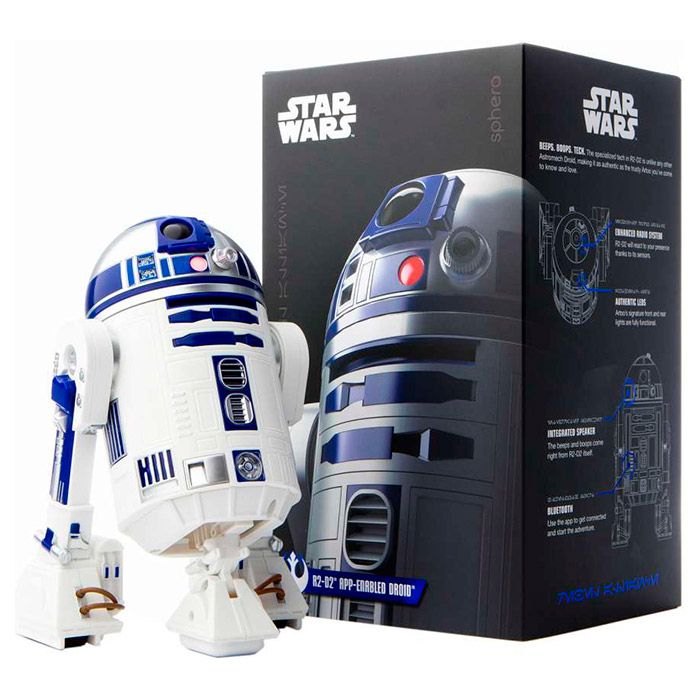 Робот SPHERO R2-D2 App Enabled Droid