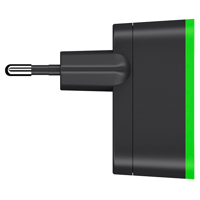 Зарядное устройство BELKIN Home Charger with USB-C to USB-A cable (F7U001VF06-BLK)