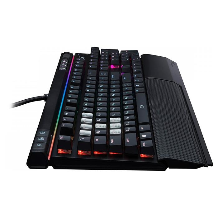 Клавіатура HYPERX Alloy Elite RGB Cherry MX Blue (HX-KB2BL2-RU/R1)