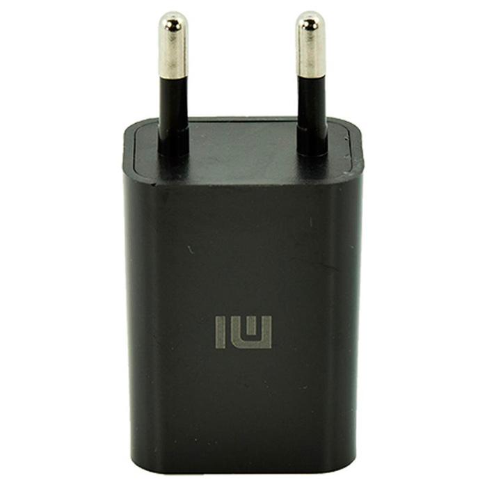 Зарядное устройство XIAOMI CH-P002 + MicroUSB Cable Black (41985)