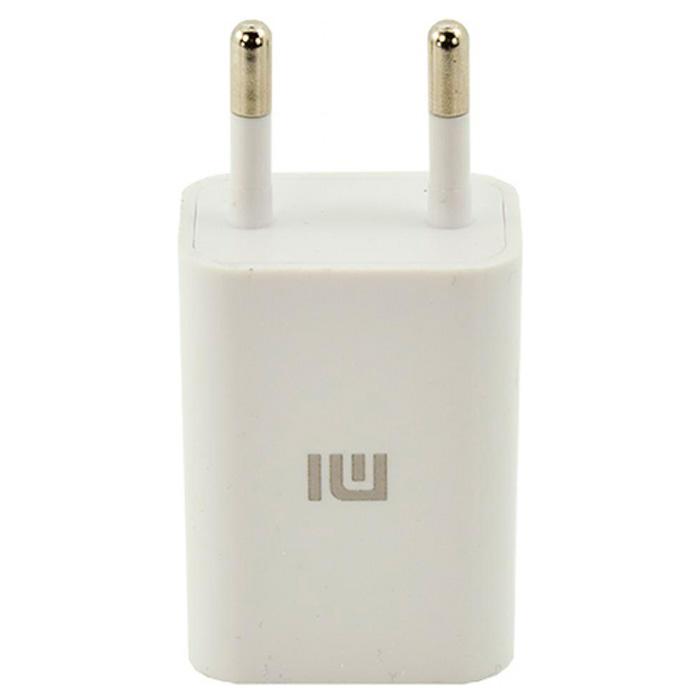 Зарядное устройство XIAOMI CH-P002 + MicroUSB Cable White (41986)