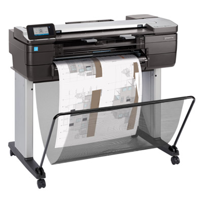 """Широкоформатний принтер 24"""" HP DesignJet T830 (F9A28A)"""