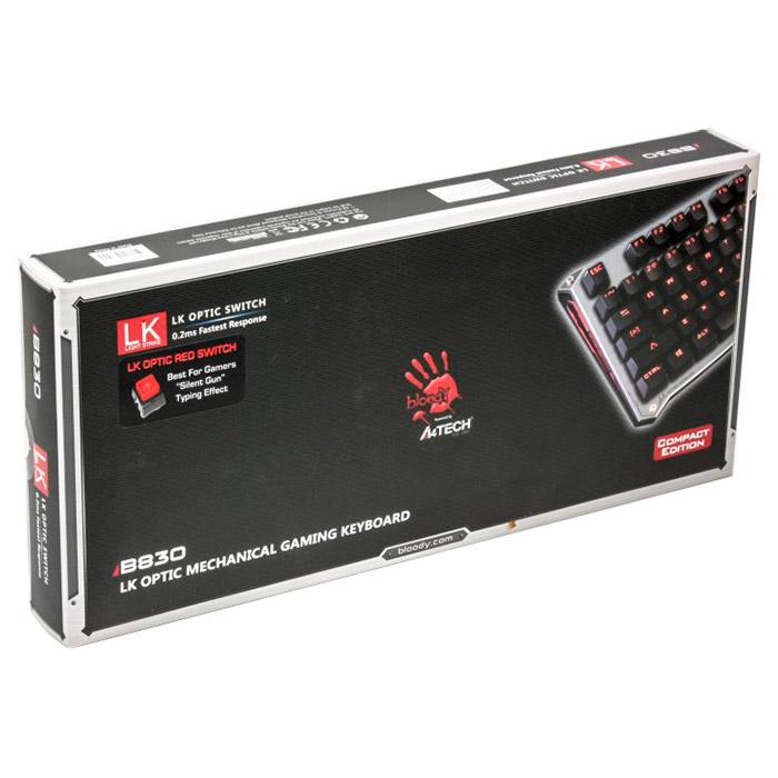 Клавіатура A4-Tech BLOODY B830