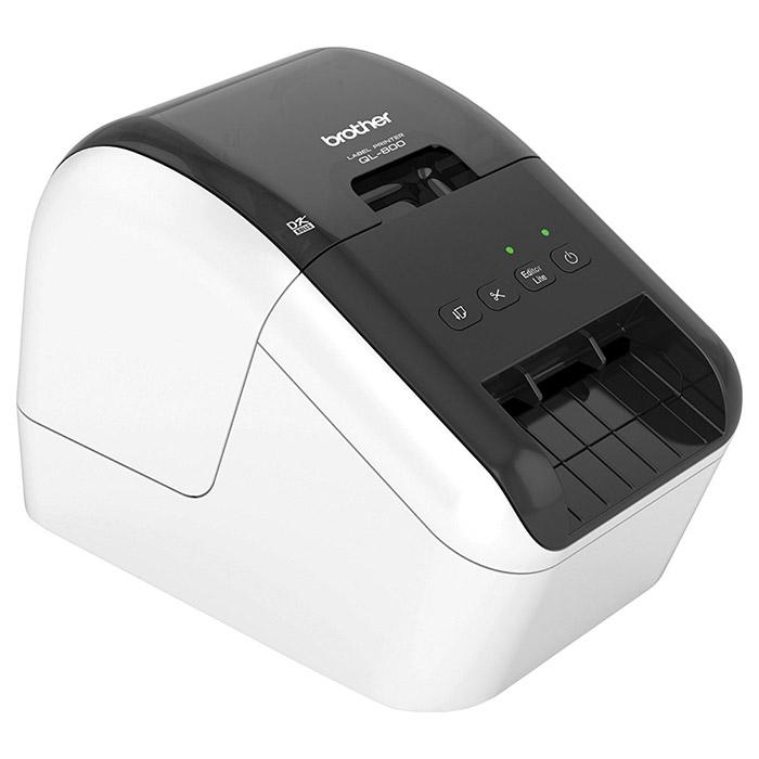 Принтер етикеток BROTHER QL-800 (QL800R1)