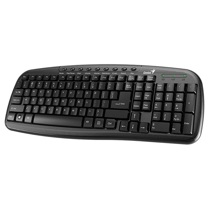 Клавіатура GENIUS KB-M225C Black (31310479108)