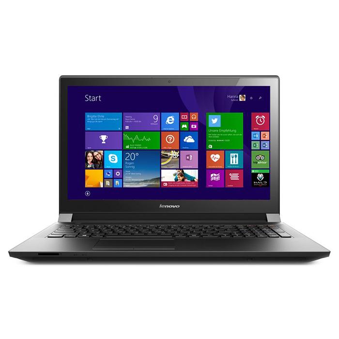 Ноутбук LENOVO IdeaPad B50-30 Black (59439828)