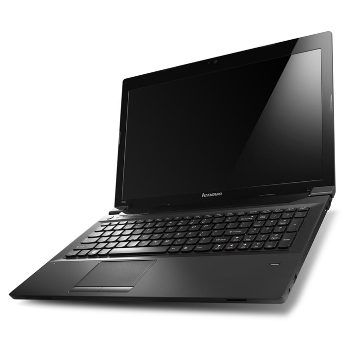 Ноутбук LENOVO IdeaPad B580G Black (59-347005)