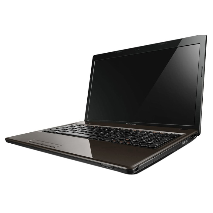 Ноутбук LENOVO IdeaPad G585G Brown (59-360002)