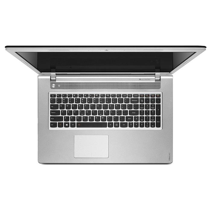 Ноутбук LENOVO IdeaPad Z710A Black/Silver (59399558)