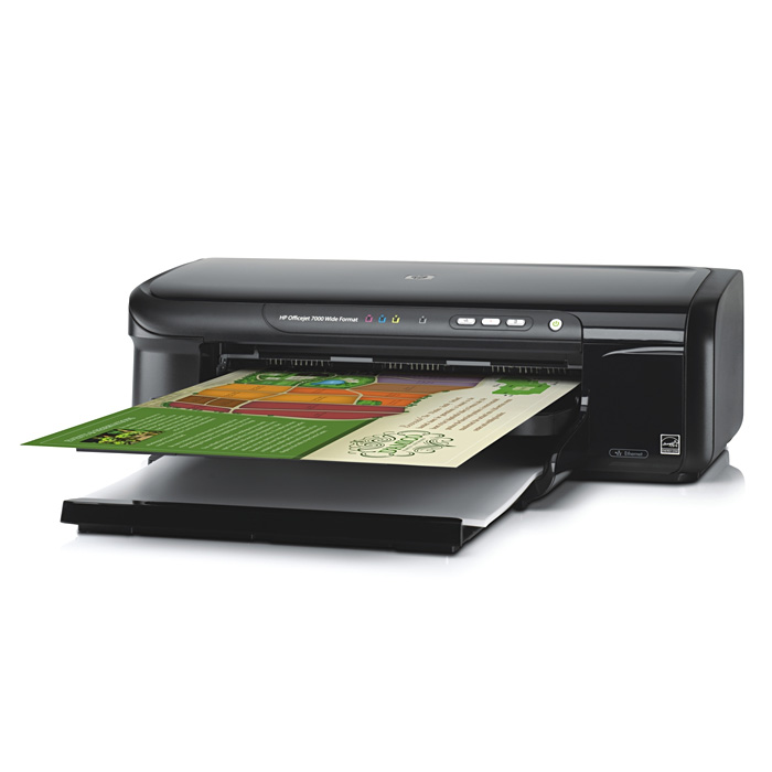 Принтер A3+ цв. HP OfficeJet 7000