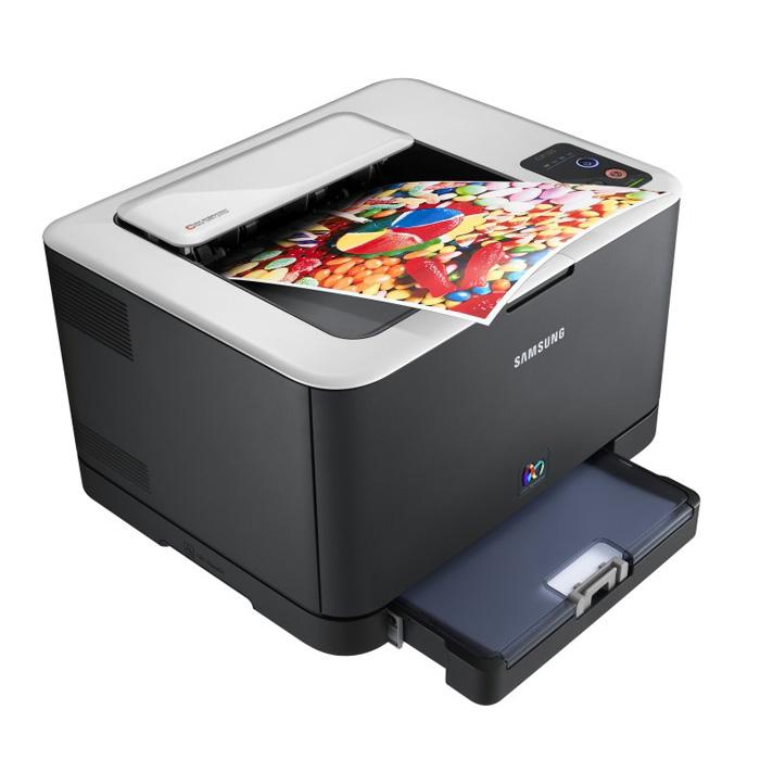 Принтер A4 цв. SAMSUNG CLP-325