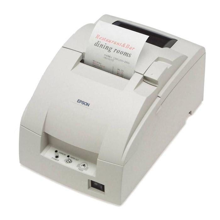 Принтер для печати чеков EPSON TM-U220