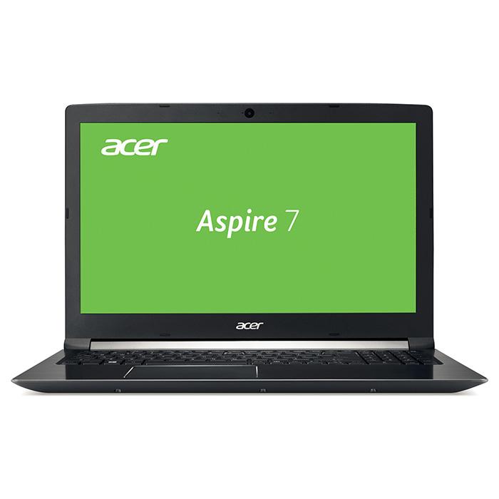 Ноутбук ACER Aspire 7 A715-71G-50W6 Obsidian Black (NX.GP9EU.023)