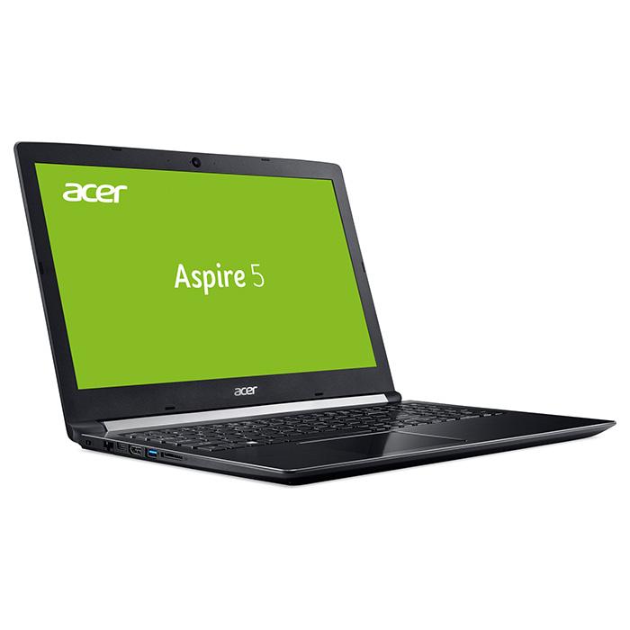 Ноутбук ACER Aspire 5 A515-51G-56KV Obsidian Black (NX.GVLEU.030)