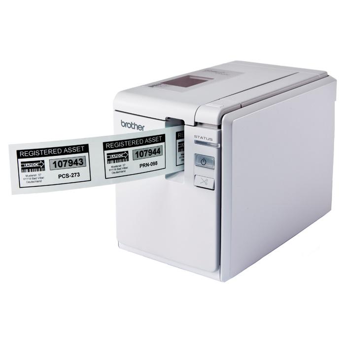 Принтер для друку наклейок BROTHER P-Touch PT-9700PC (PT9700PCR1)