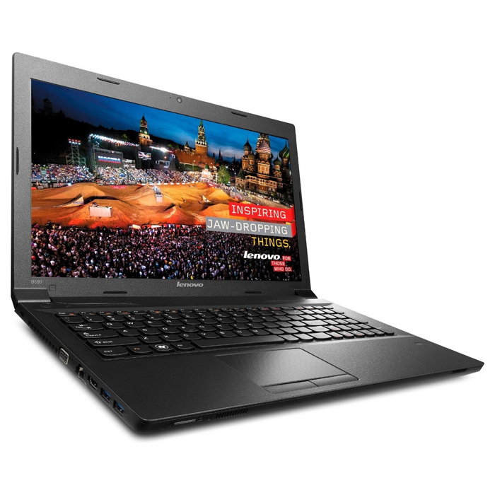 Ноутбук LENOVO IdeaPad B590A Black (59-381385)