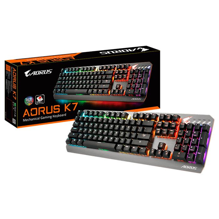 Клавіатура AORUS K7 (MX Red Switch)