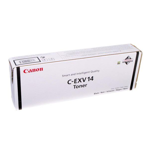 Тонер-картридж CANON C-EXV14 Black (0384B002)