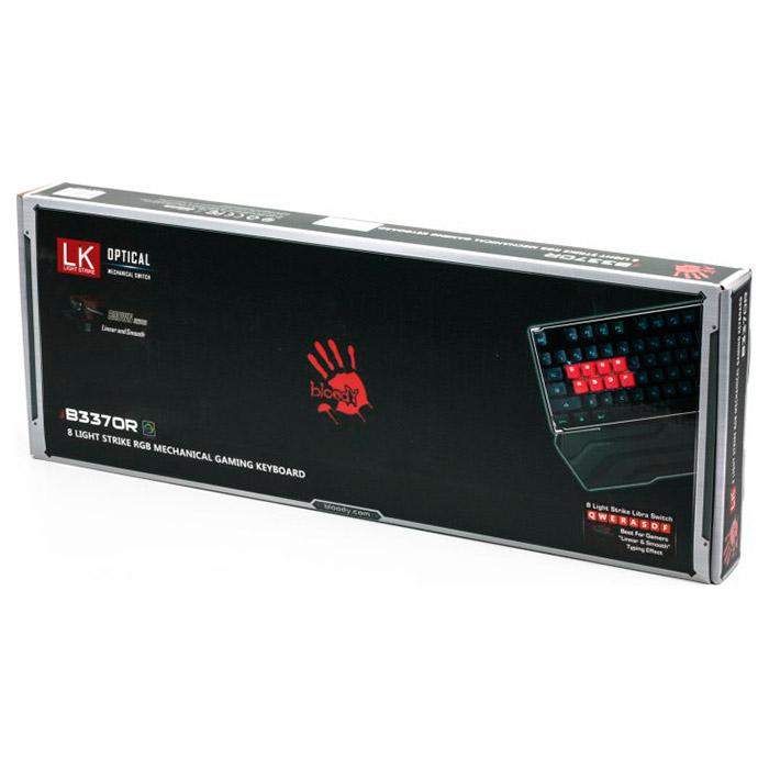 Клавіатура A4-Tech BLOODY B3370R