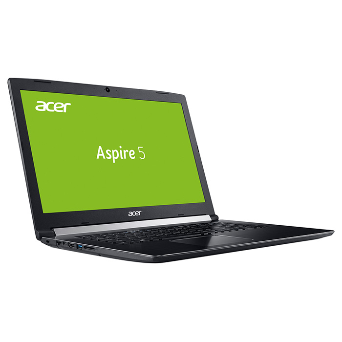 Ноутбук ACER Aspire 5 A517-51G-36Z7 Obsidian Black (NX.GVPEU.022)