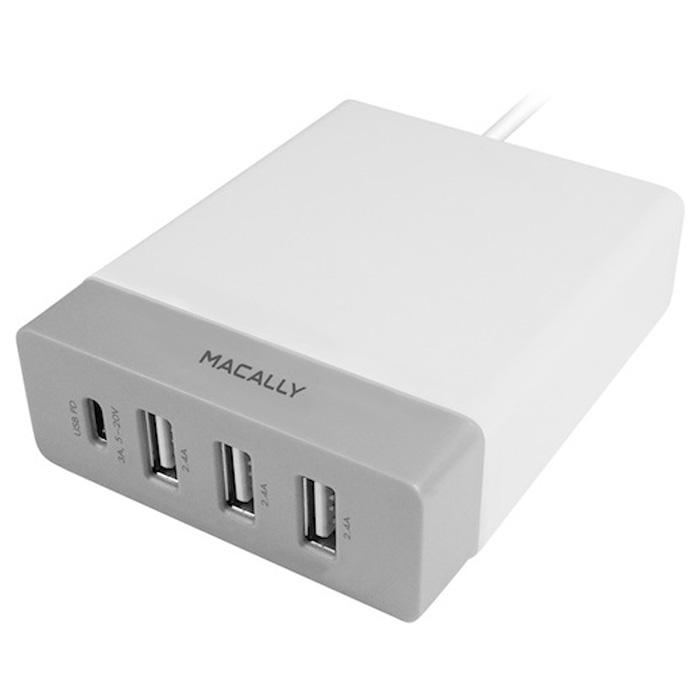 Зарядное устройство MACALLY HOME72UC-EU