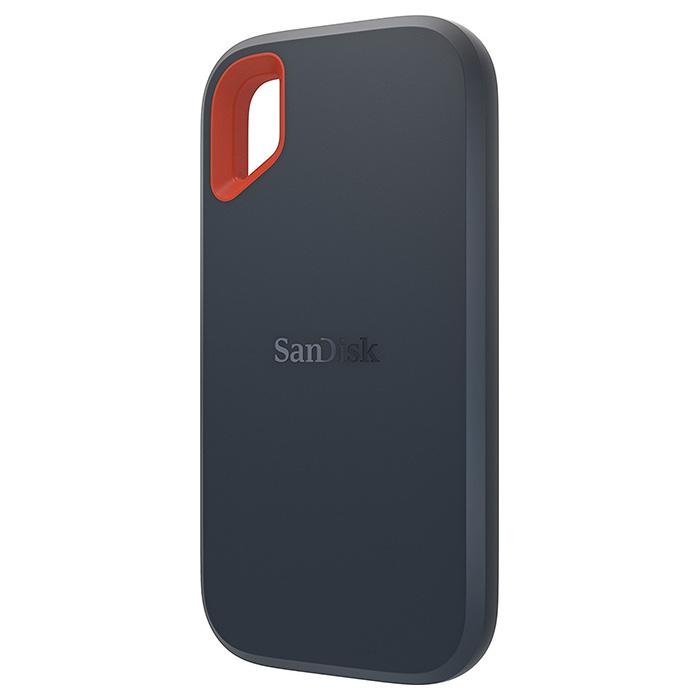 Портативный SSD SANDISK Extreme 500GB (SDSSDE60-500G-G25)