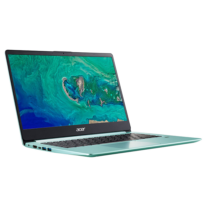Ноутбук ACER Swift 1 SF114-32-P3W7 Aqua Green (NX.GZGEU.010)