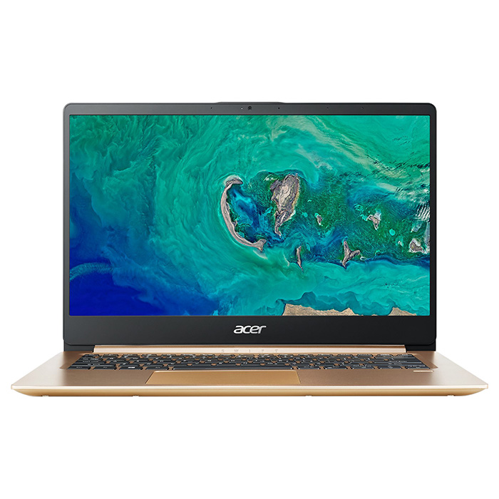 Ноутбук ACER Swift 1 SF114-32-P1KR Luxury Gold (NX.GXREU.008)