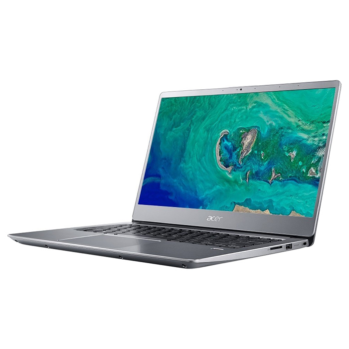 Ноутбук ACER Swift 3 SF314-54 Sparkly Silver (NX.GXZEU.037)