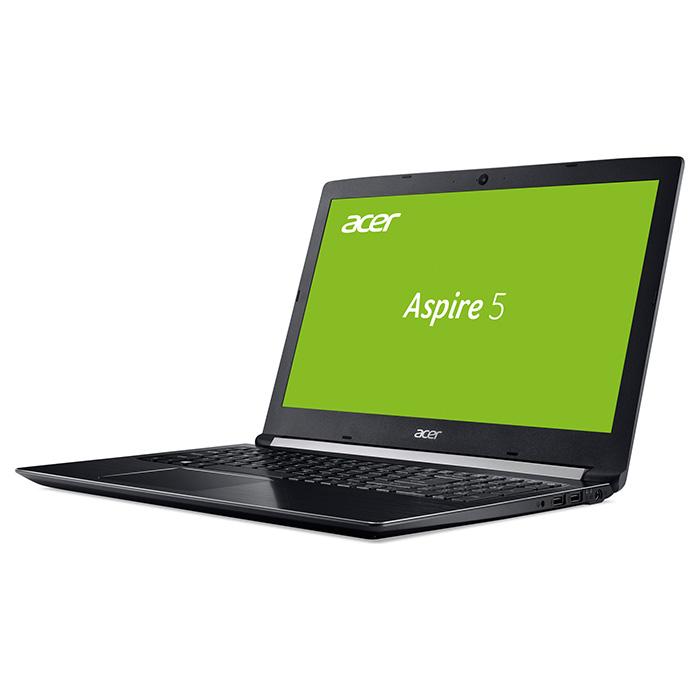Ноутбук ACER Aspire 5 A515-51G Obsidian Black (NX.GT0EU.043)
